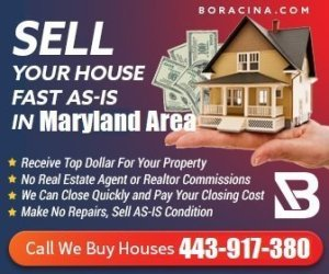 Sell My House Fast AS IS Baltimore Maryland Cash Home Buyers