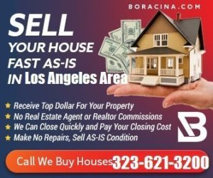 Sell My Houses Fast AS IS Los Angeles California Cash Home Buyers