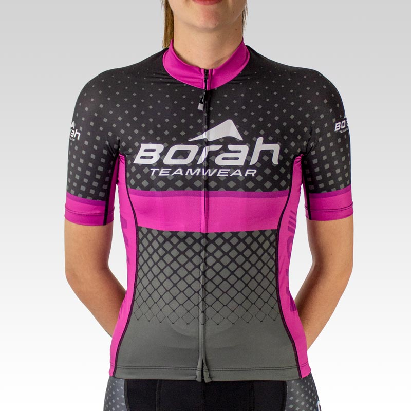 Women's OTW Tour Cycling Jersey - Front