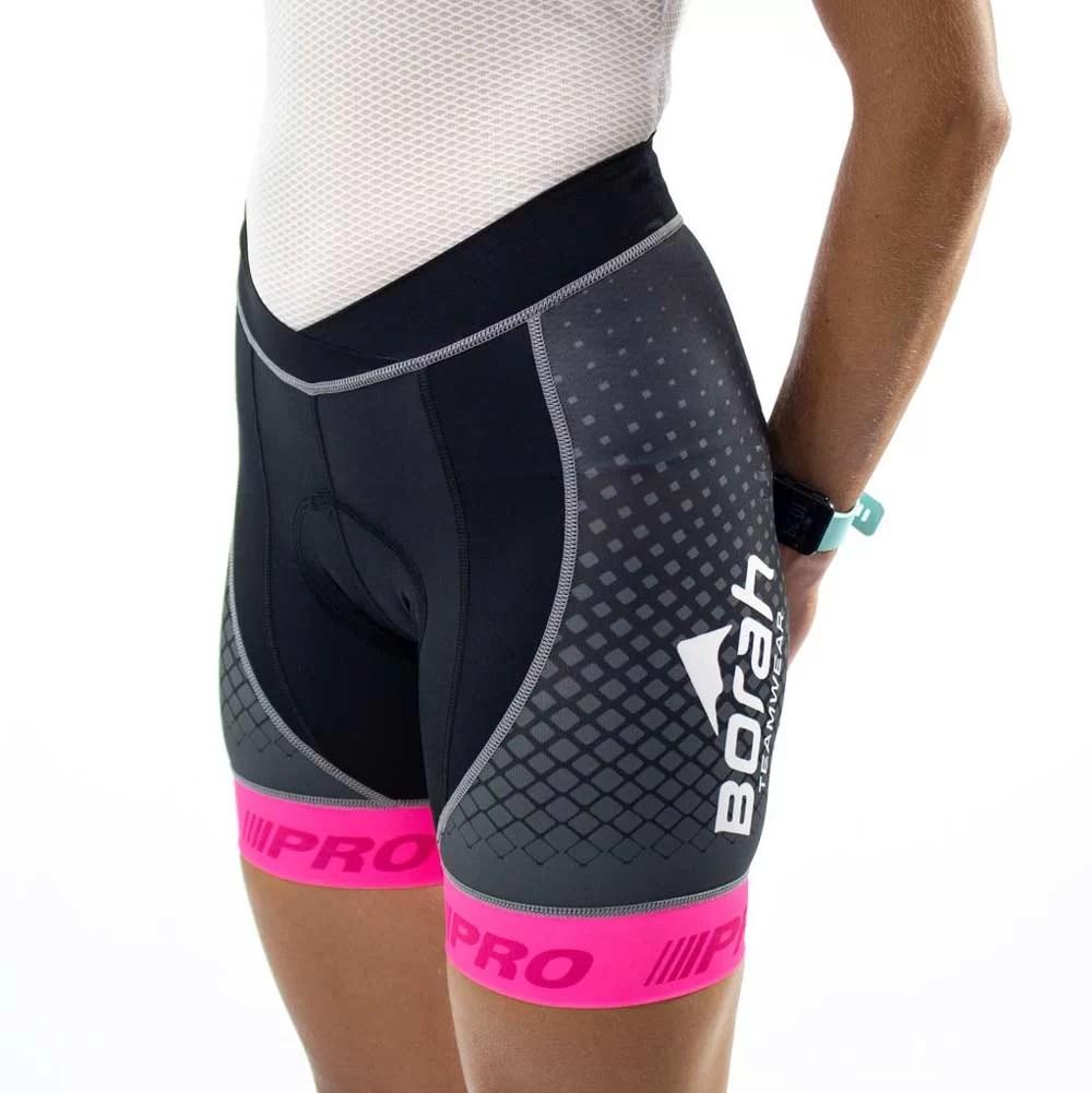 Custom Women's Pro Yogaband Short