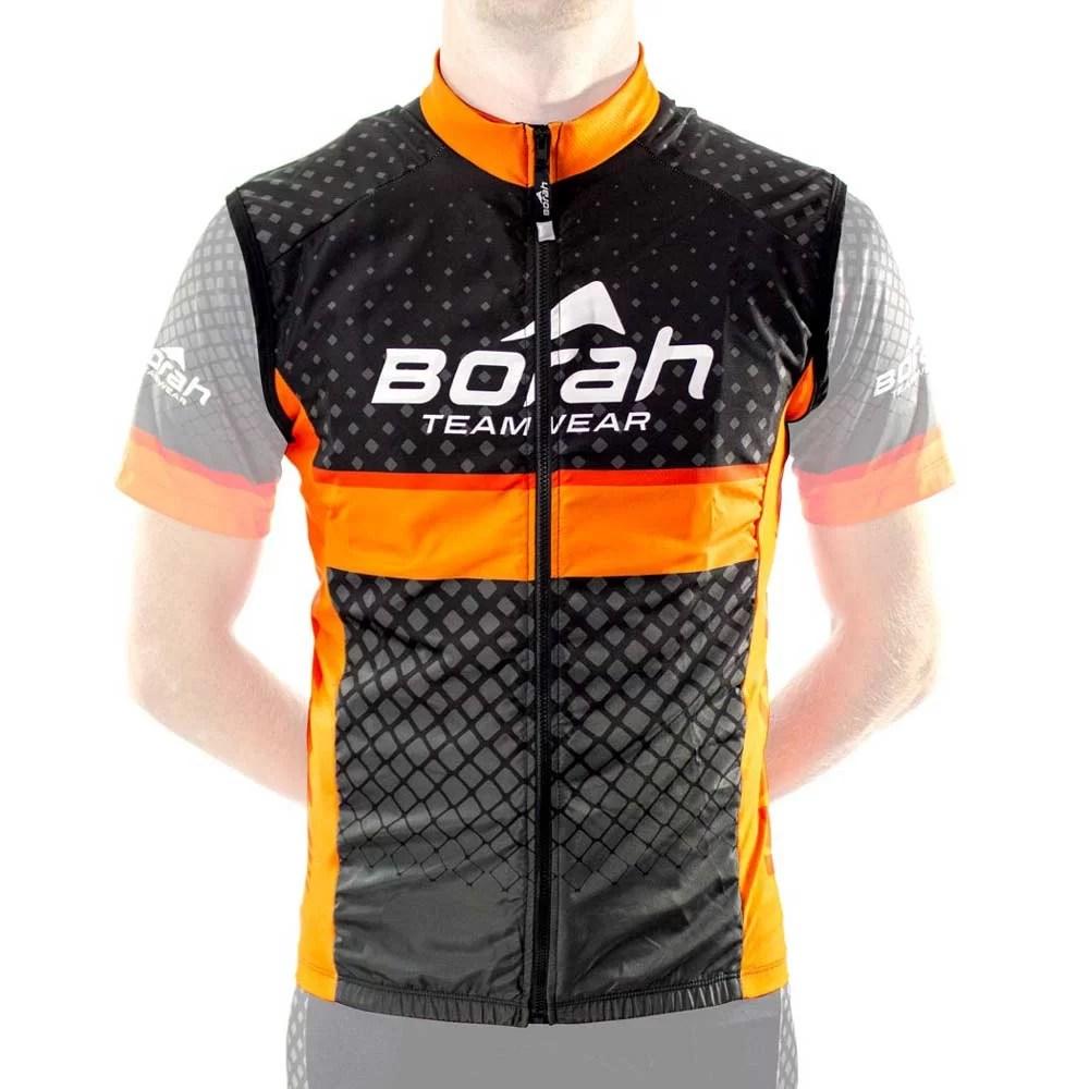 Custom Team Cycling Vest