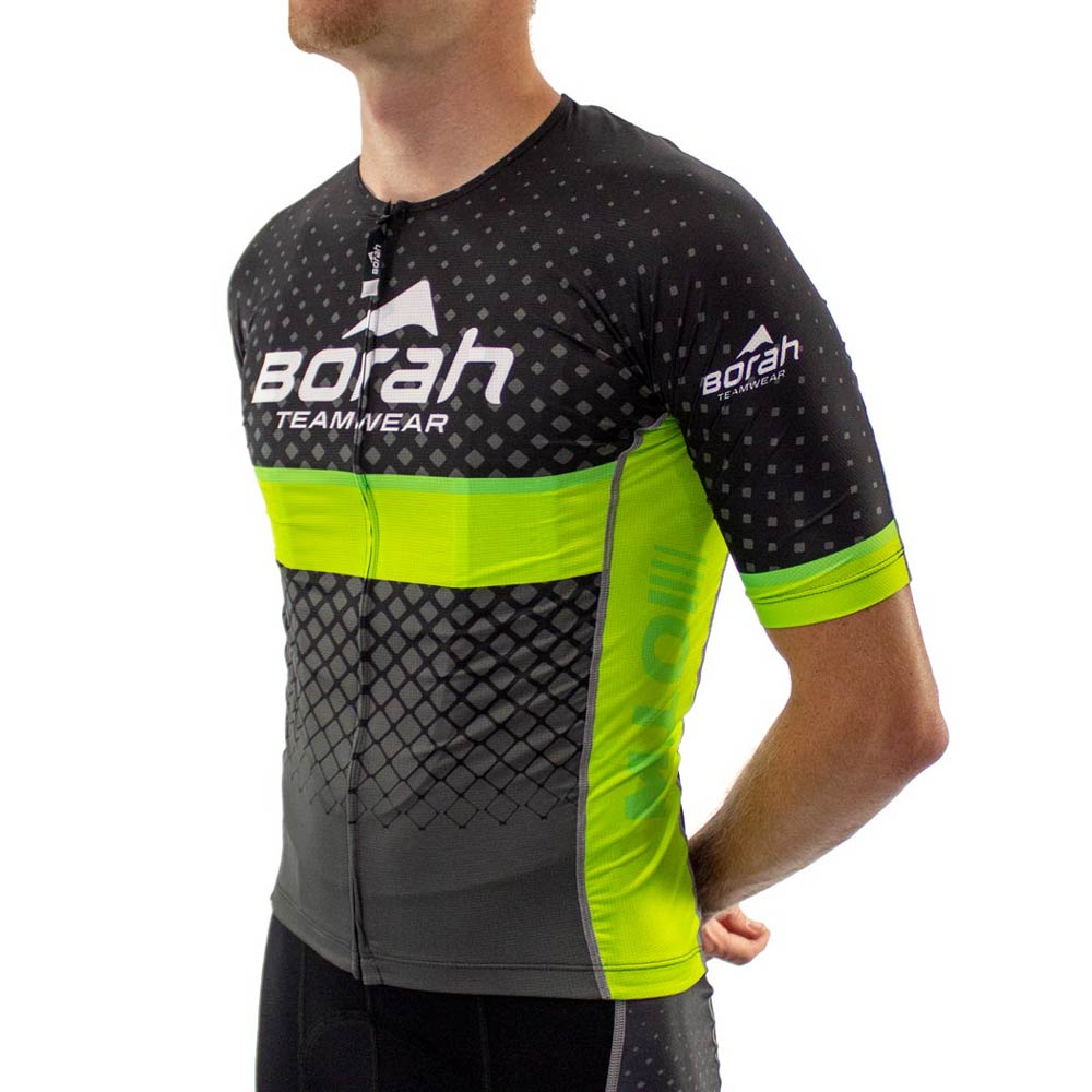Custom OTW Cycling Jersey