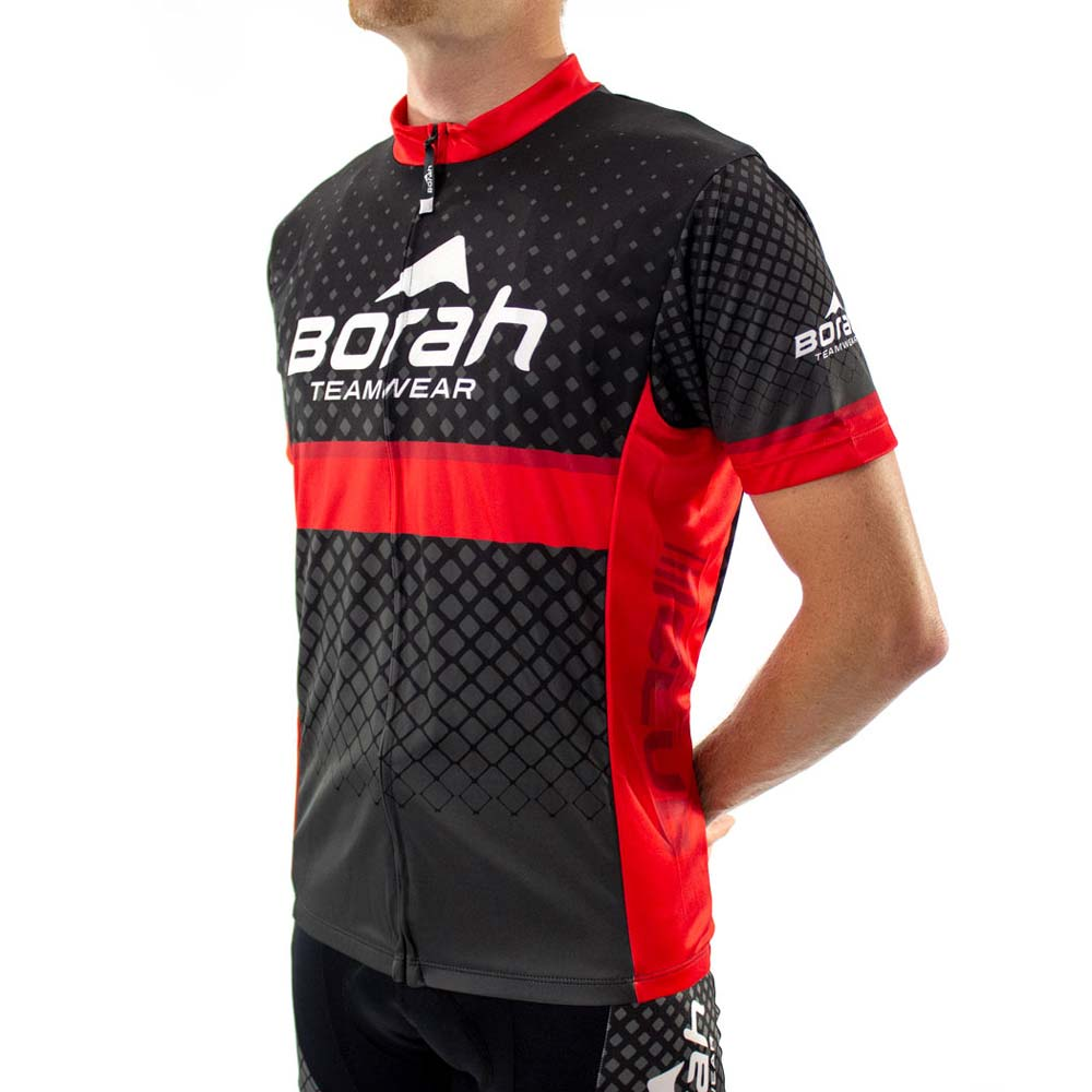 Custom Team Club Cut Cycling Jersey