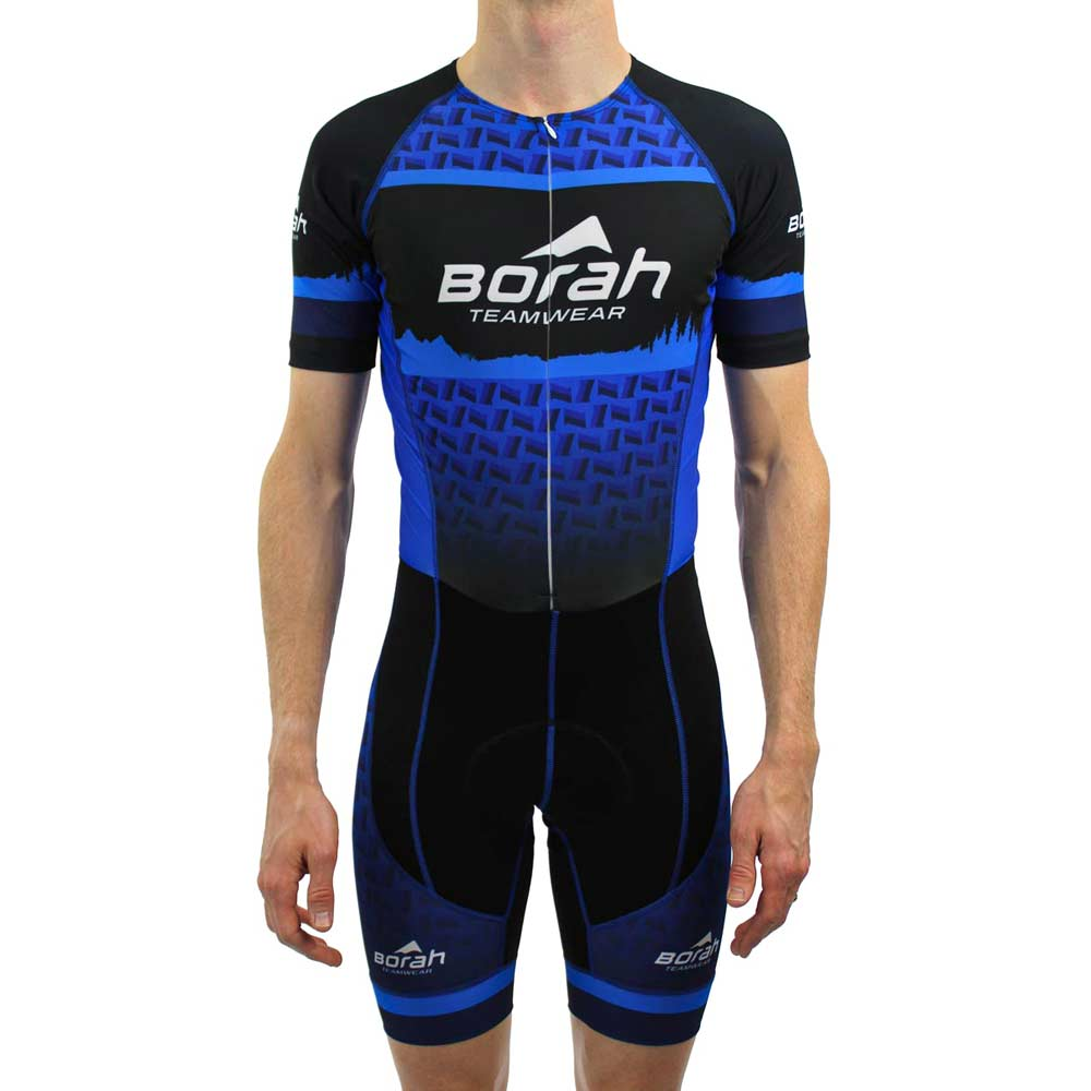 Custom Pro Cycling Skin Suit