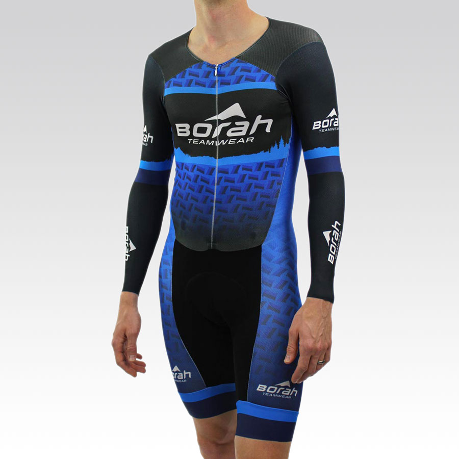 OTW Long Sleeve Cycling Skin Suit Gallery2