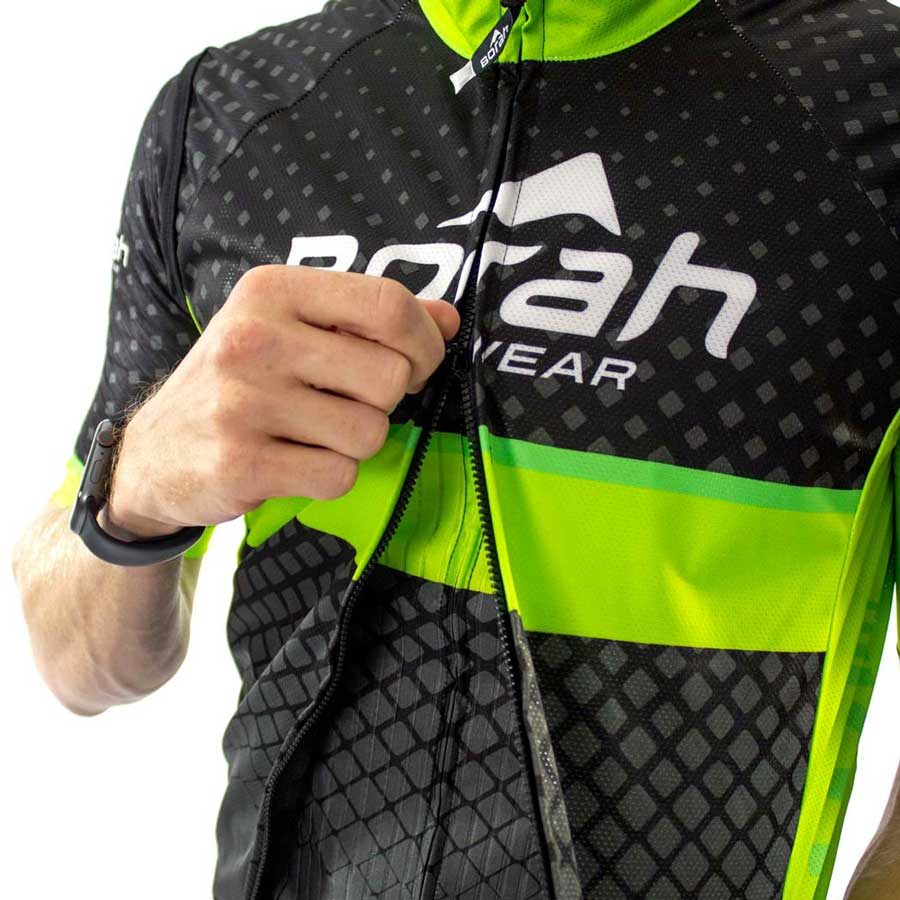OTW Midweight Cycling Vest Detail1