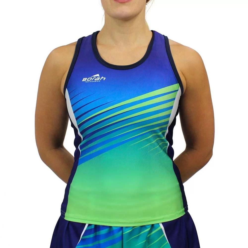 Custom Women's Team Running Shimmel