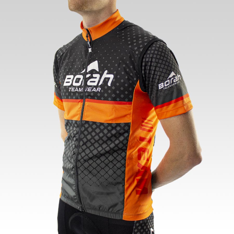 Team Cycling Vest Gallery1