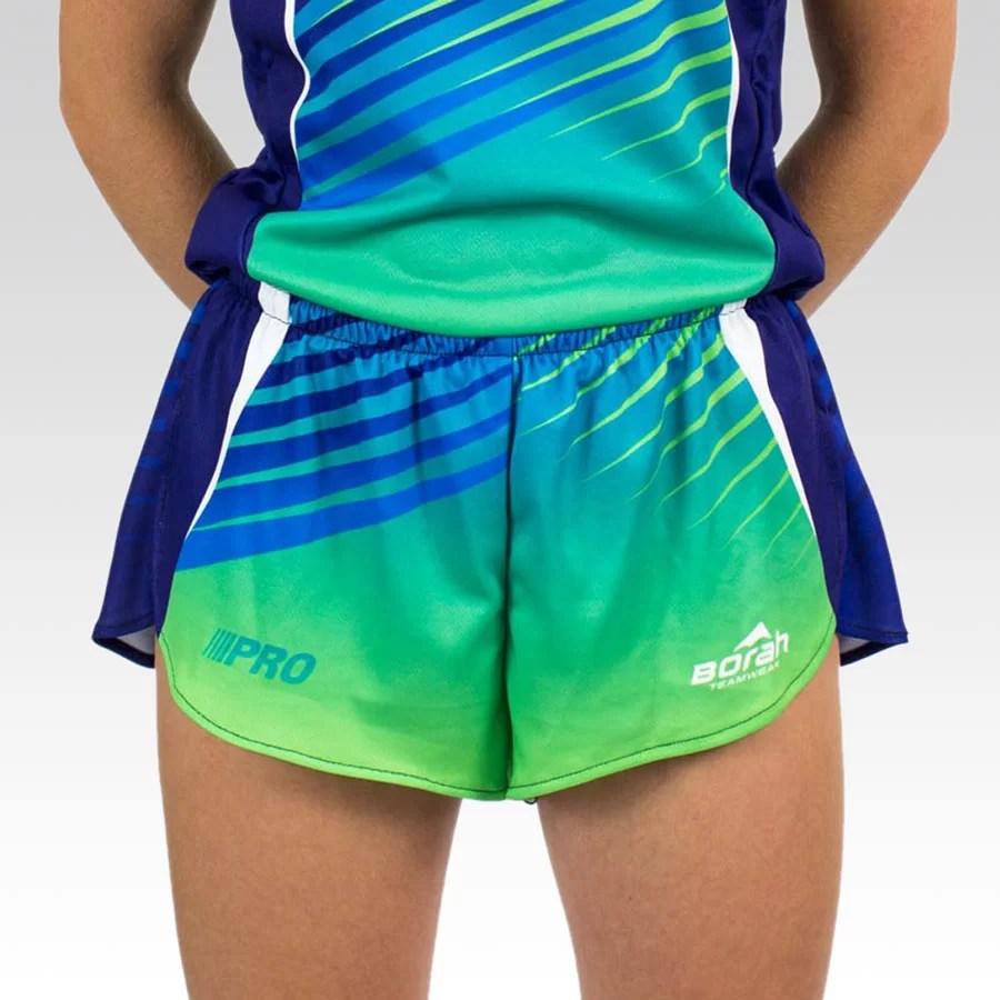 Women's Pro Running Short Gallery1