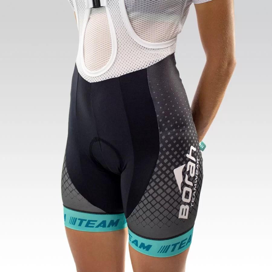 Women's Team Cycling Bib Gallery1