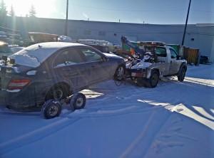 Tow Service Edmonton AMA