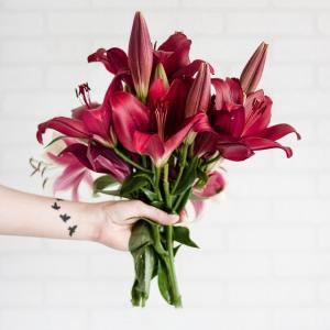 Προσφέρετε λουλούδια