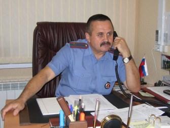 подполковник А.И.Лукшин