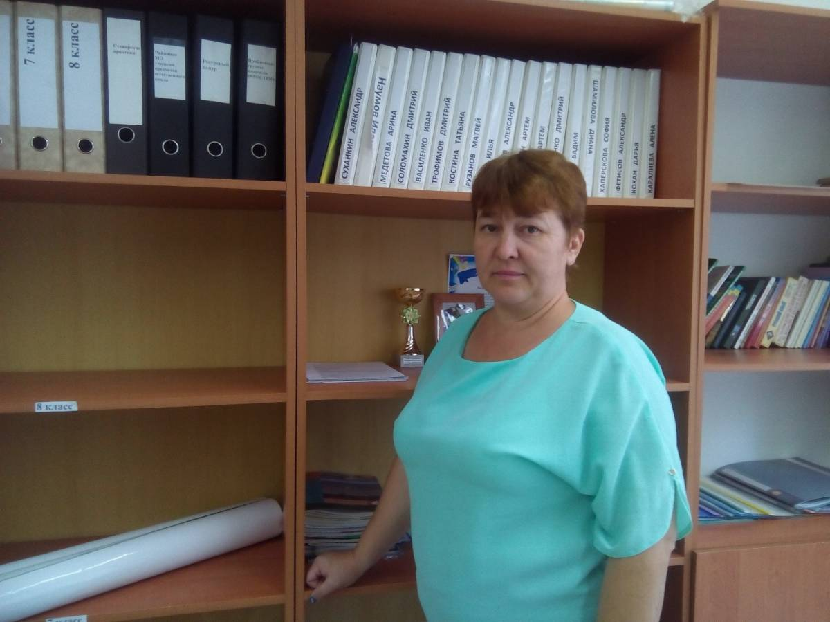 О.В.Искалиева