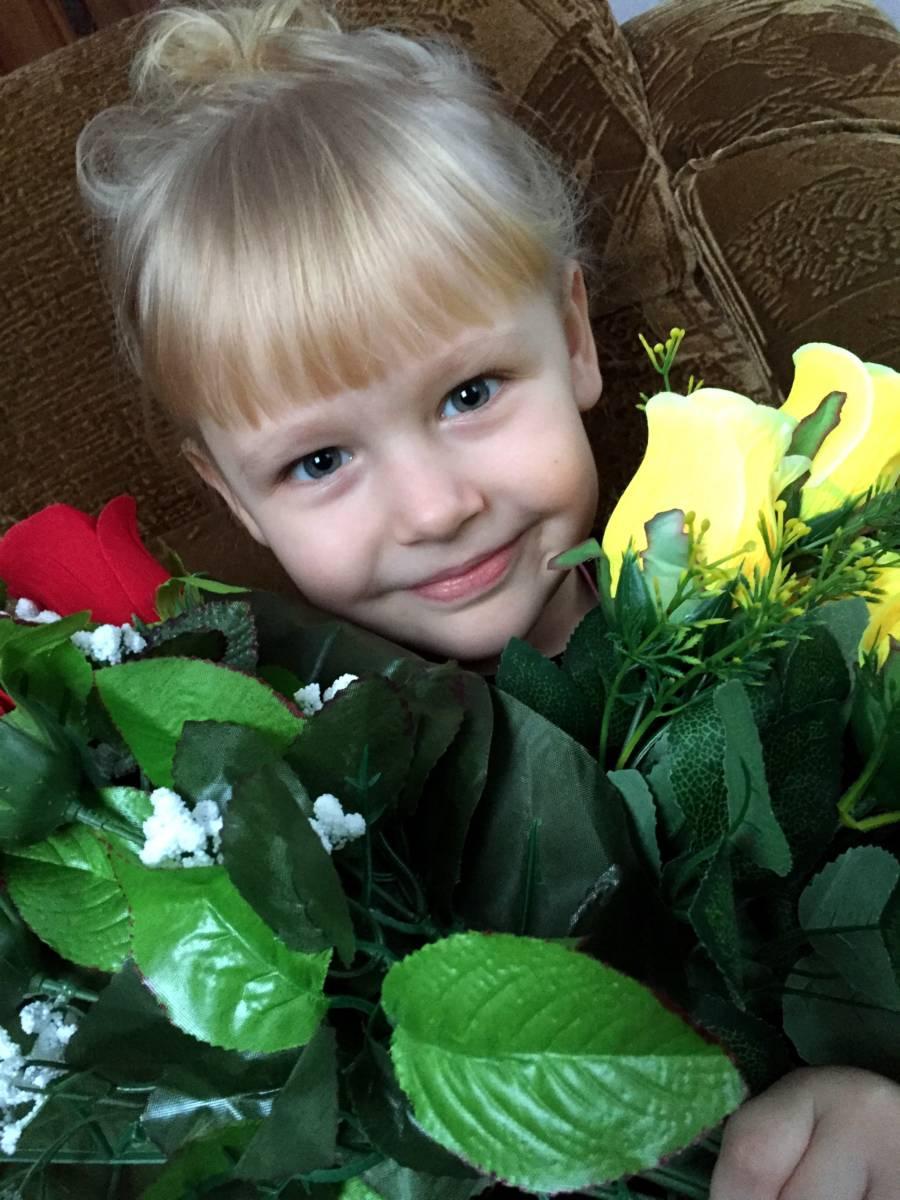 Ильяшенко Светлана 4 года