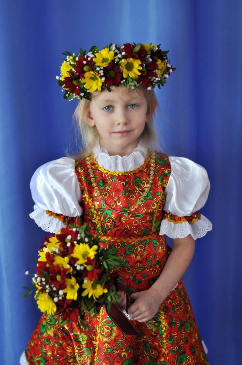 Мариныч Евгения 4 года