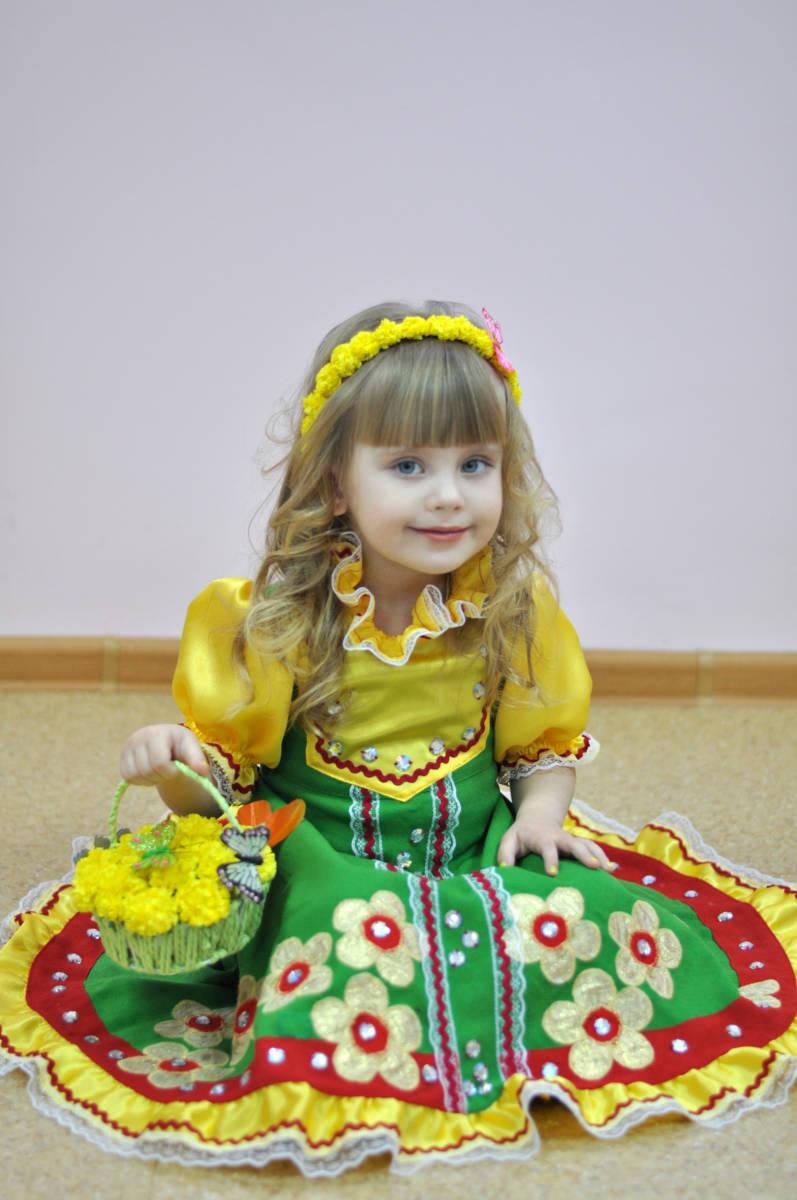 Плетнева Василиса 3 года