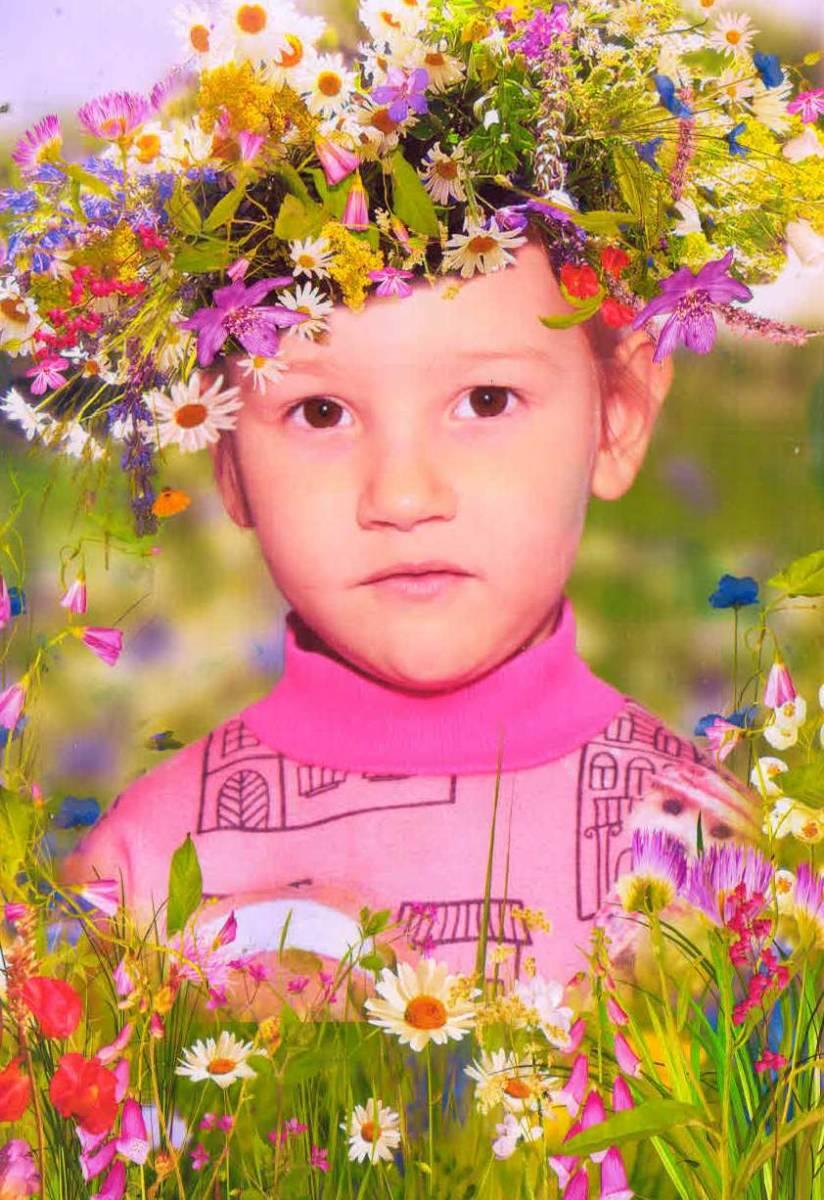 Слепова Наталья 5 лет