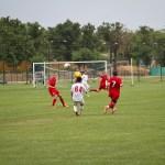 В регионе растет количество занимающихся футболом детей и взрослых