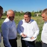 Андрей Бочаров: стадион «Монолит» — перспективная площадка для размещения центра подготовки легкоатлетов
