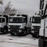 Региональный оператор Волгоградской области получил новые мусоровозы