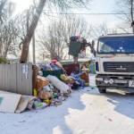 В Калачевском районе отработка графика вывоза ТКО продолжается