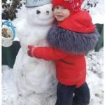 Снеговик у нас возник – подводим итоги фотоконкурса!