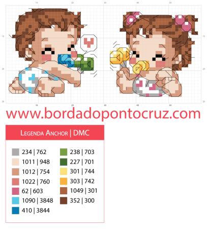 mini bebes fofinho kawaii 27 x 27