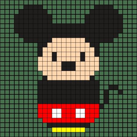 Mickey miniatura