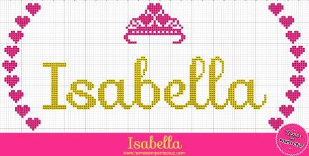 Isabella 1