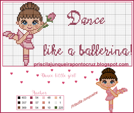 boneca menina bailarina 12