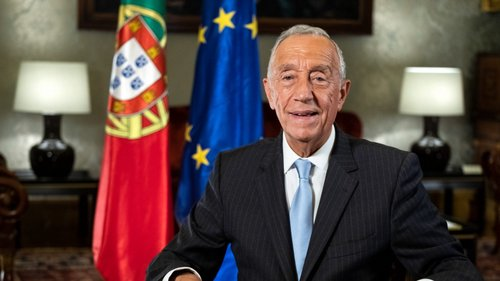 "Marcelo Rebelo de Sousa diz que portugueses preferem ""a certeza ..."