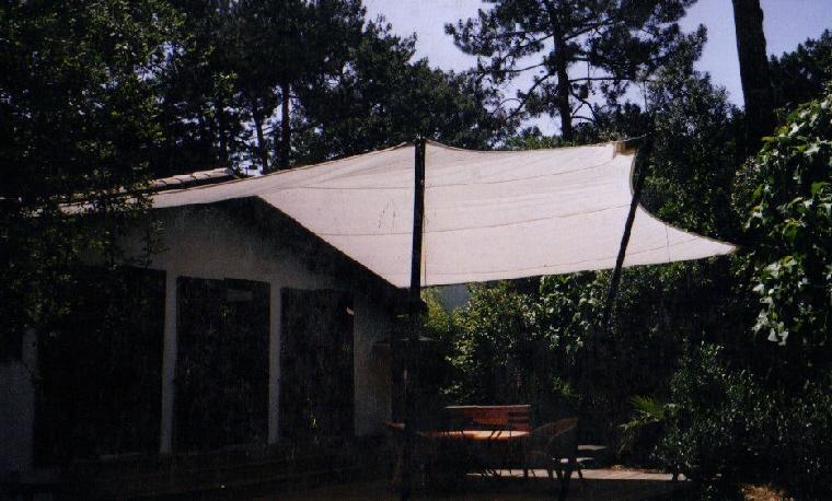 Bordeaux Voiles  Couvertures de terrasses