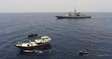 FS Languedoc Expands CTF-150 Record with $4.3 Million Counter Narcotics Seizure