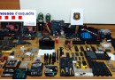 Dismantled a traveling criminal group specialized in opening safes with flame torches
