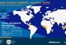 Piracy and armed robbery incidents at lowest level in 27 years, but risks remain to seafarers, IMB cautions