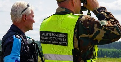 Migratory situation at EU's borders in August: Detections on the rise
