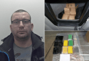 Driver who hid £4m worth of cocaine in his bed jailed for 14 and a half years