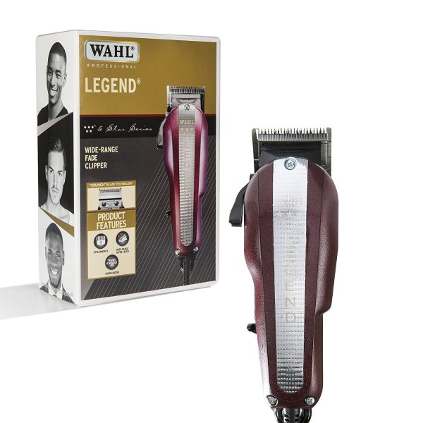 wahl 5-star legend clipper border