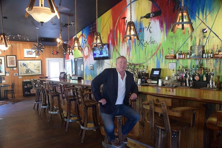 alex munroe in Cape Fear Vineyard Restaurant