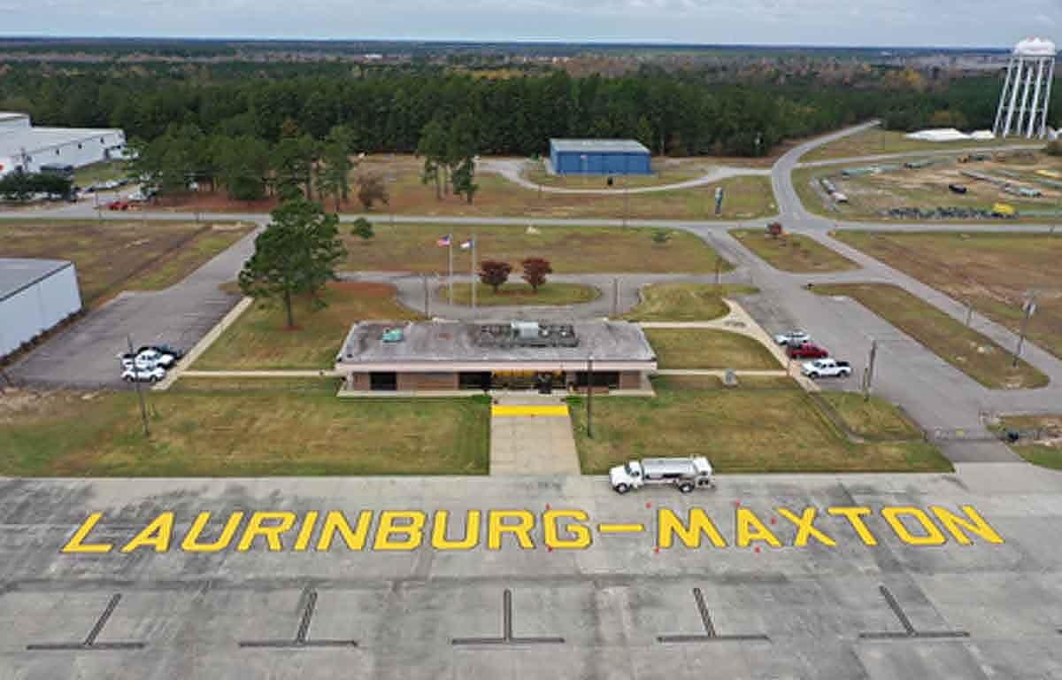 Laurinburg Maxton Airport