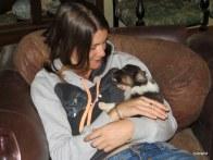 Hanna with Jax