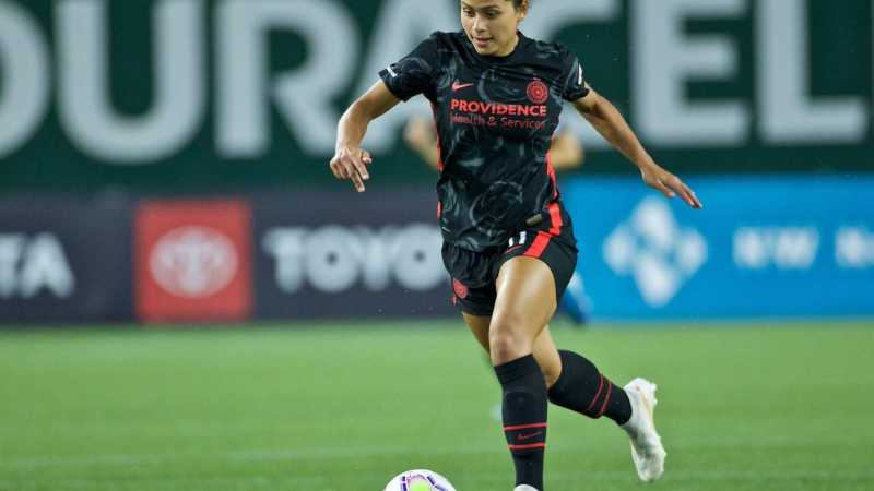 Top Six Goals At The NWSL Fall Series