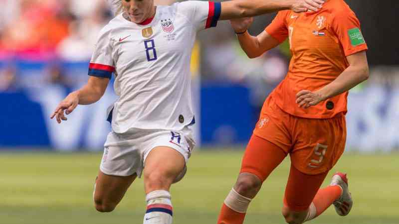 USWNT Finish 2020 With Win