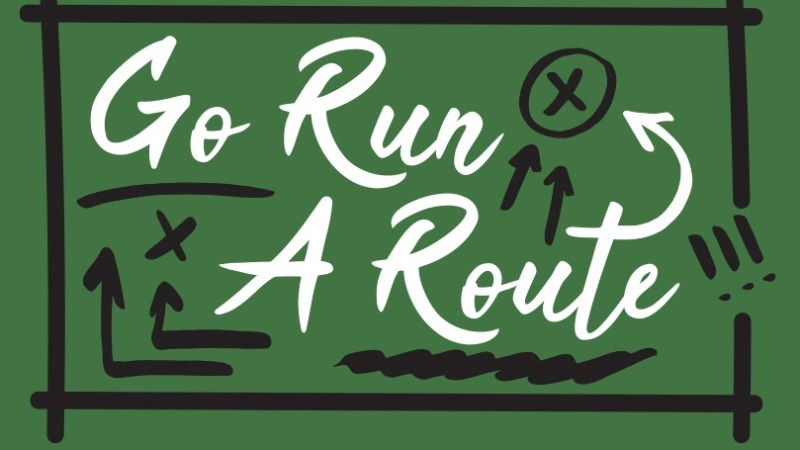 Go Run A Route: The Second Episode