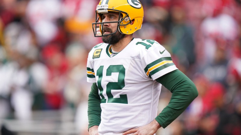 It's Time For The Packers To Admit The Aaron Rodgers Era Is Over In Green Bay