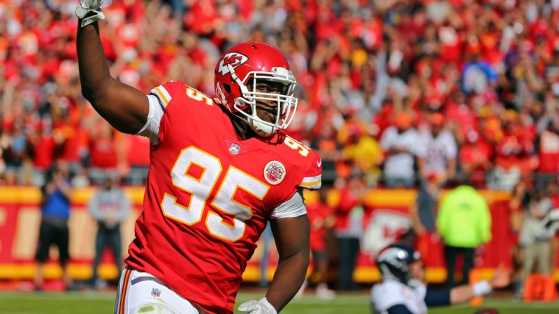 Can The Chiefs Move On From One High-Paid Defensive Linemen?