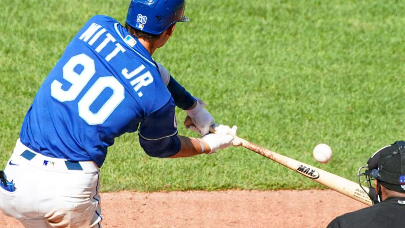 Can Bobby Witt Jr. Make The Royals Opening Day Roster?