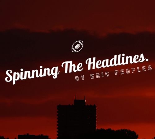 Spinning The Headlines: Najee Harris, Kansas City Chiefs, Aaron Rodgers, Seahawks Wide Receivers, And More…
