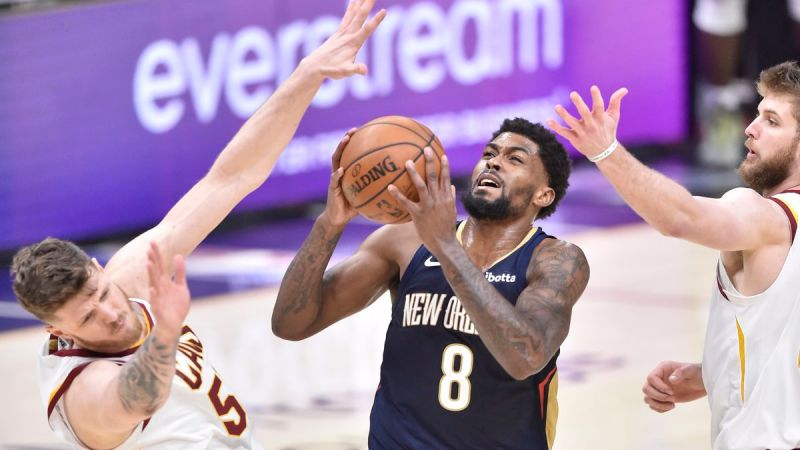 Naji Marshall's Effect On The Pelicans